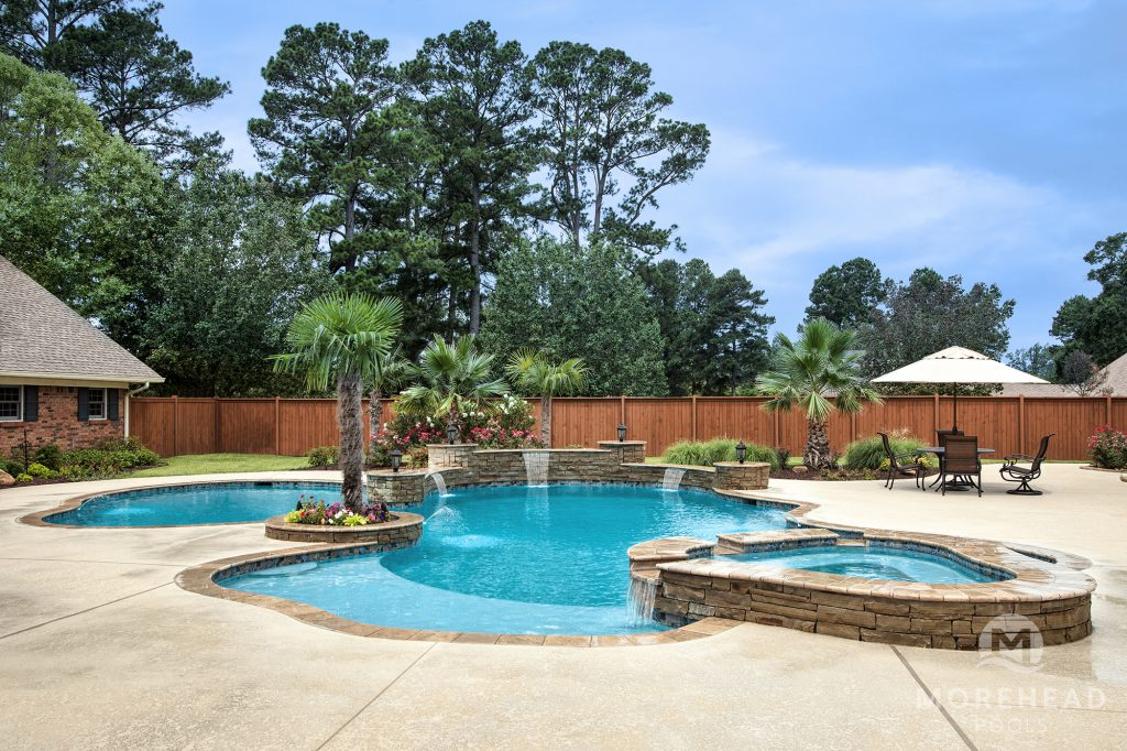 Swimming Pool Builders in Shreveport & Bossier City LA ...