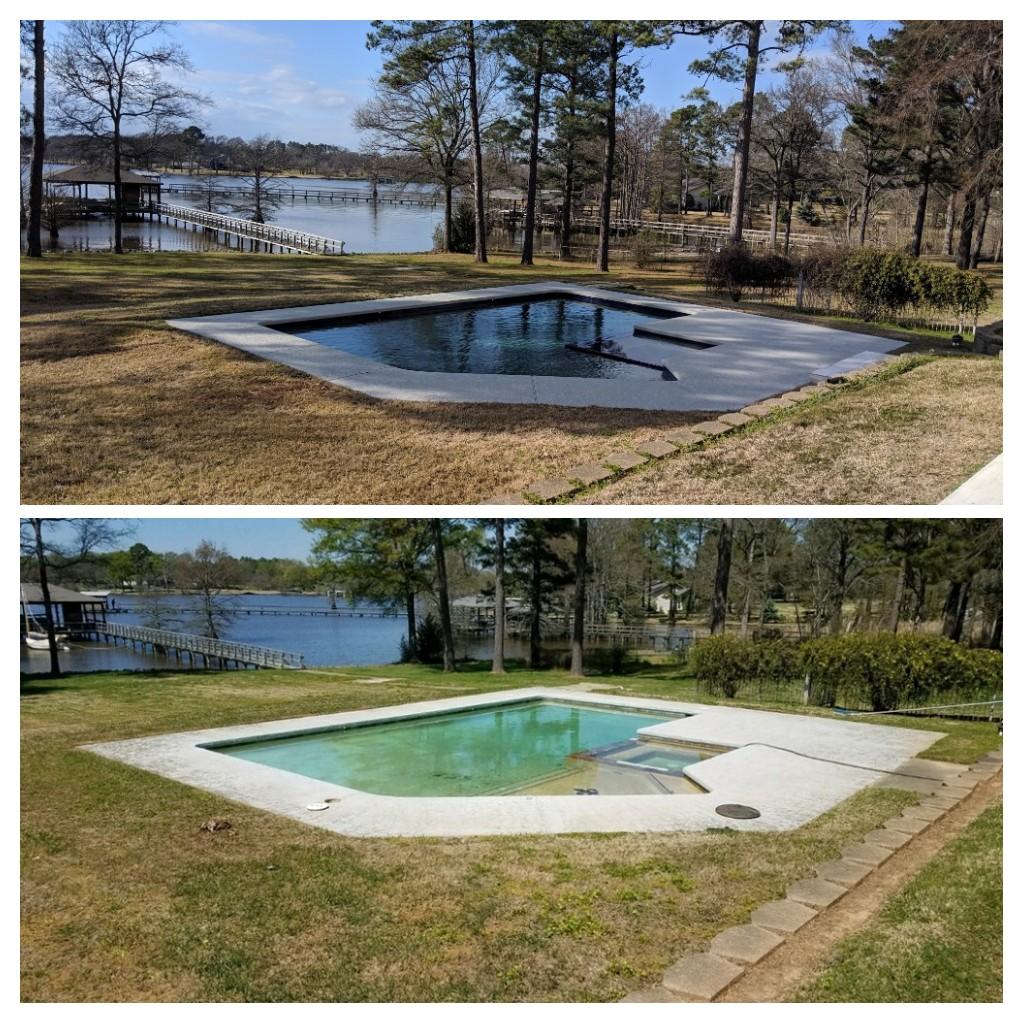 Pool Renovation Image